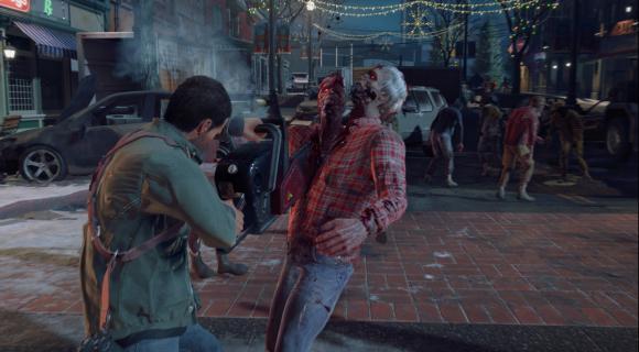 1000 zombie w 5 minut. Zobacz gameplay z Dead Rising 4 (Comic-Con)