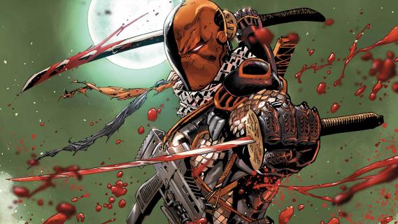 Joe Manganiello ostro trenuje do roli Deathstroke'a