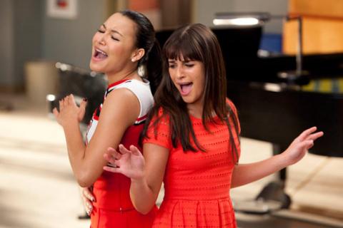 Glee - Lea Michele przeprasza za swoje zachowanie wobec koleżanki z planu serialu