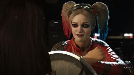 Harley Quinn i Deadshot trafią do Injustice 2