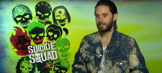 Jared Leto dla naEKRANIE.pl o motywacjach Jokera. Obejrzyj wywiad z gwiazdą Legionu samobójców