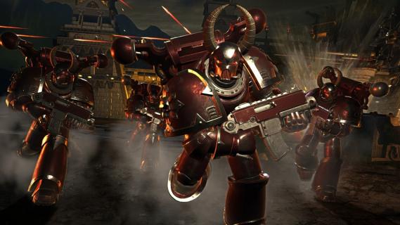 Prace nad Warhammer 40,000: Eternal Crusade wstrzymane