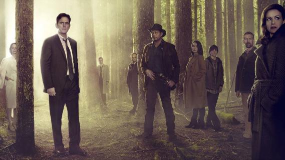 Miasteczko Wayward Pines: sezon 2 – recenzja