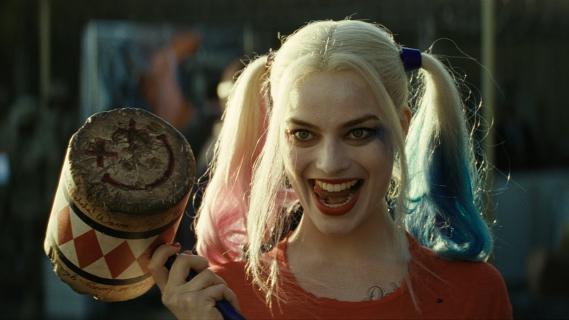 Legion samobójców: Harley… i długo, długo nic – recenzja