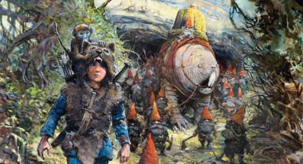 Thorgal. Louve #06: Królowa Czarnych Elfów – recenzja