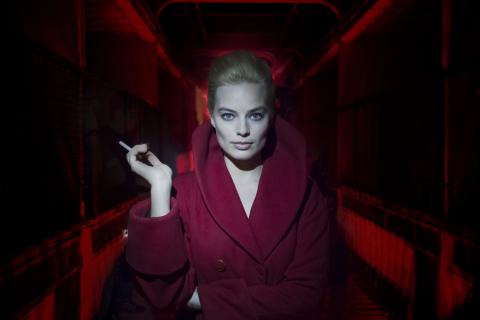 Margot Robbie jako zabójcza femme fatale. Pełny zwiastun filmu Terminal