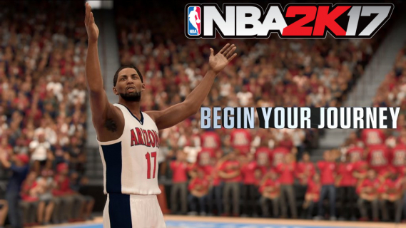 NBA 2K17: The Prelude już dostępne do pobrania
