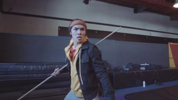 Ryan Potter chce być pomocnikiem Batmana w filmie Afflecka. Zobacz wideo