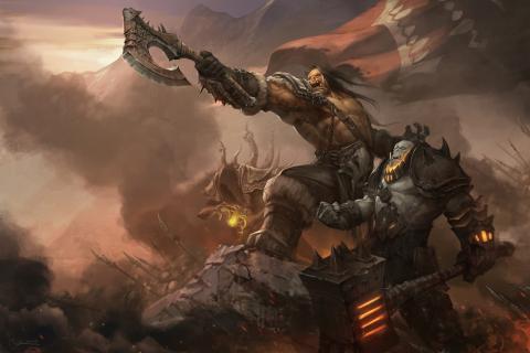 Gra Warcraft, jakiej nie znacie wróciła z zaświatów