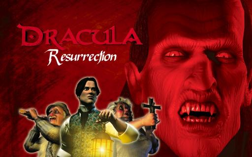 Klasyczne przygodówki: Dracula