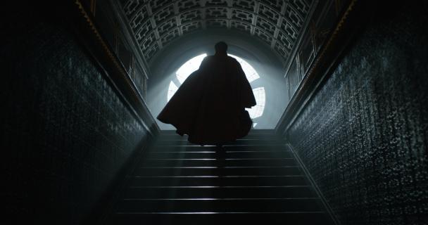 Komiksologia Doktora Strange'a. Odniesienia do komiksów
