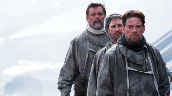 Tom Hardy jako legendarny odkrywca Ernest Shackleton
