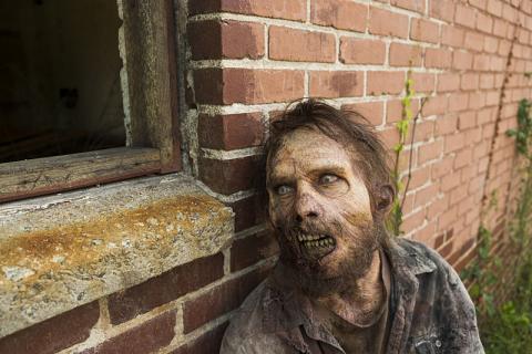 The Walking Dead zabiło gatunek filmów o zombie. Romero krytykuje