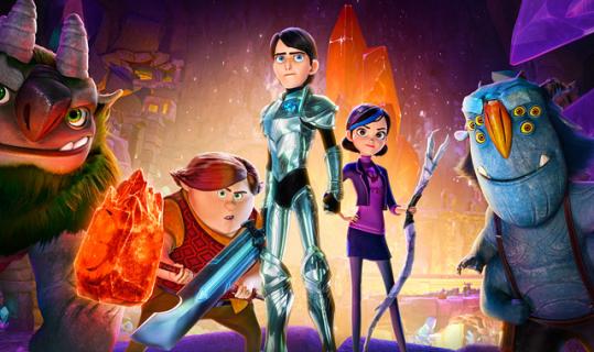 Guillermo del Toro zapowiada trylogię Tales of Arcadia