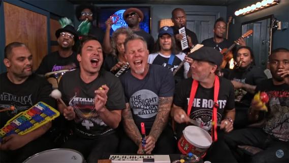 Metallica? Nie ma bardziej filmowego zespołu na świecie