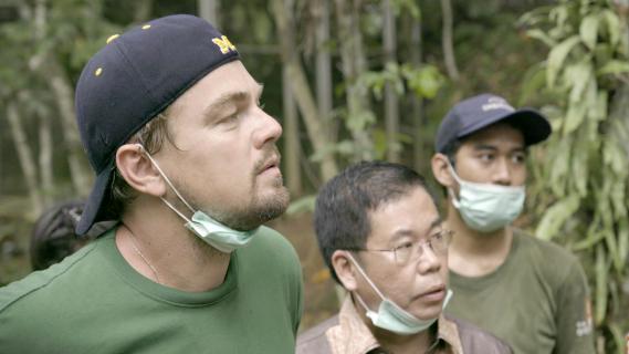 Zobacz dokument Czy czeka nas koniec? z Leonardo DiCaprio