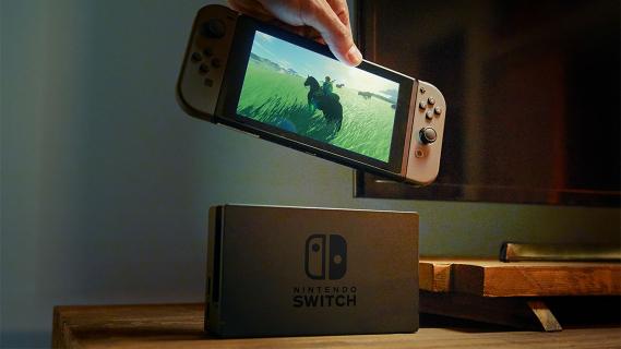 Nadchodzi Switch Pro z ekranem OLED i obsługą 4K