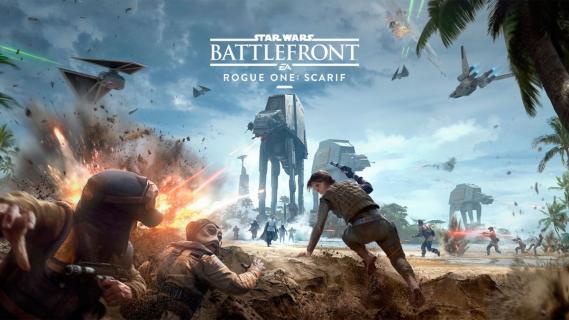Star Wars: Battlefront – DLC inspirowane filmem Łotr 1 z datą premiery