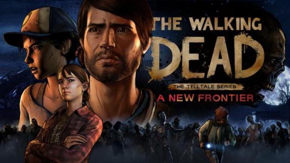 The Walking Dead – A New Frontier z konkretną datą premiery