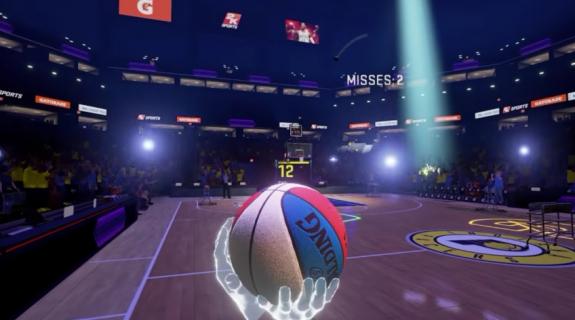 Koszykówka w wirtualnej rzeczywistości. Jutro premiera NBA 2KVR