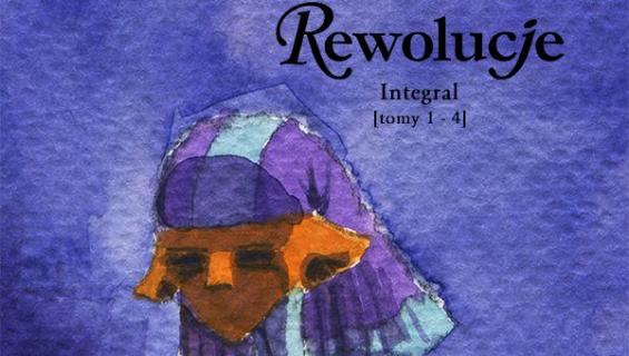 Rewolucje #1-4: W objęciach nauki – recenzja komiksu