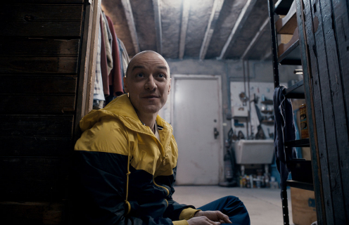 Box Office: Split wygrywa. Miliard Łotra 1