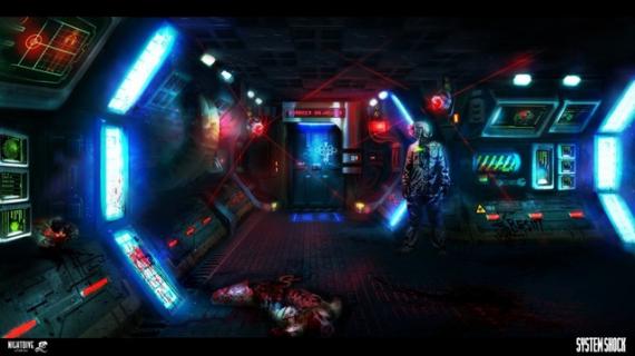 W odświeżone System Shock zagramy dopiero w 2020 roku
