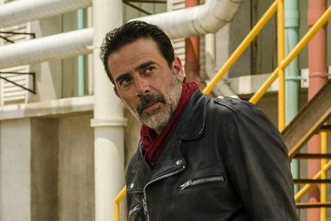 The Walking Dead - film o Neganie jest możliwy? Aktor odpowiada