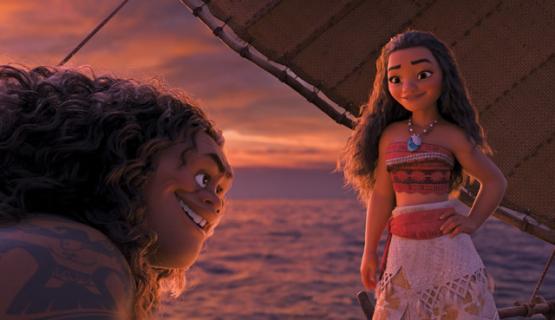 Box Office: Vaiana wciąż niepokonana