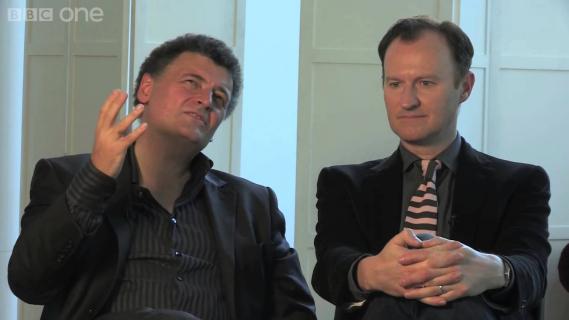 Wiemy, jak skończy się Sherlock – wywiad ze Stevenem Moffatem i Markiem Gatissem, twórcami serialu