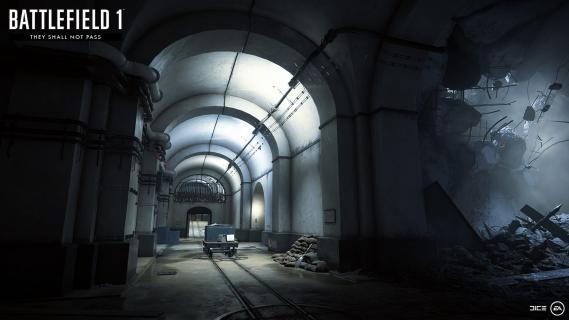 Battlefield 1 – dodatek Nie przejdą dostępny za darmo