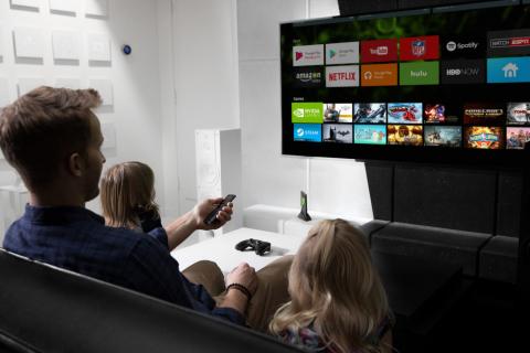 Nvidia zapowiedziała nowy model konsoli Shield TV