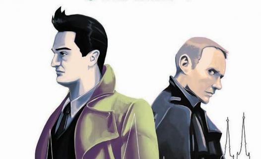 Skarb: Tropem zagadki – recenzja komiksu
