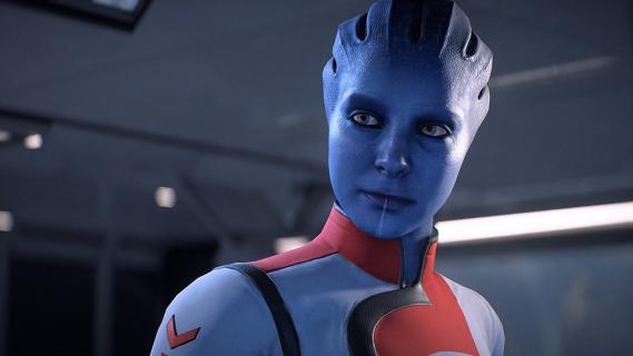 Mass Effect: Andromeda. Nowy patch poprawia twarze postaci