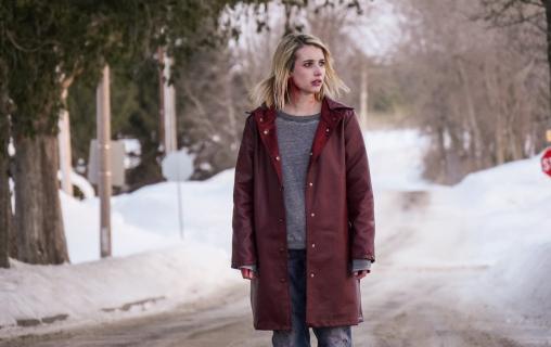 Klimatyczny zwiastun horroru The Blackcoat's Daughter