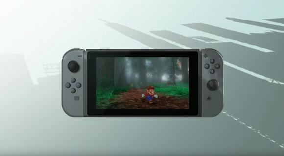 Wyjątkowe cechy Nintendo Switch na nowym zwiastunie konsoli