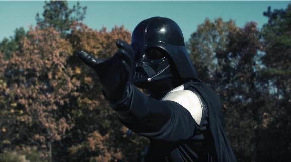 Darth Vader kontra Buzz Astral. Zobaczcie fanowskie wideo