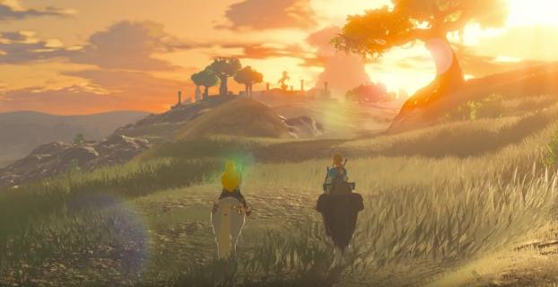 The Legend of Zelda: Breath of the Wild. Zobaczcie świetny zwiastun gry