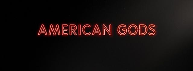 Klimatyczne animowane plakaty American Gods