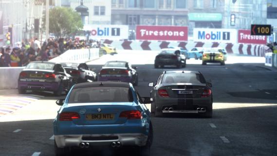GRID: Autosport trafi na urządzenia mobilne firmy Apple