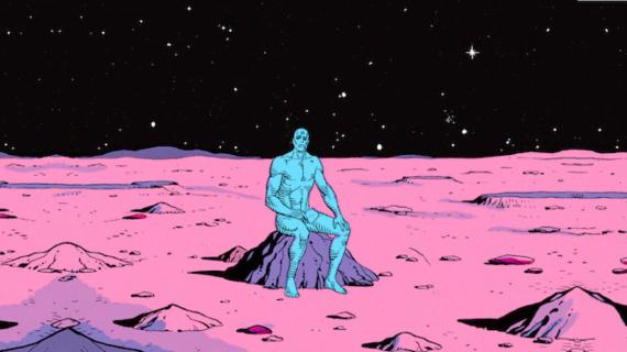 Serial Watchmen – tak prezentuje się główna bohaterka. Nowe zdjęcie z planu