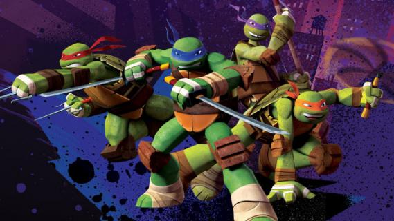 Wojownicze Żółwie Ninja - powstanie film animowany. Seth Rogen wśród producentów
