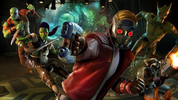 Guardians of the Galaxy: The Telltale Series – recenzja 1. epizodu gry