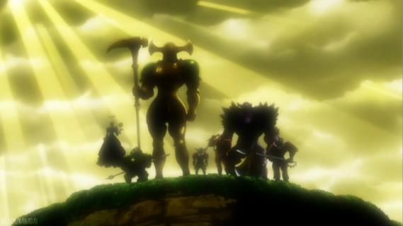 Nanatsu no Taizai: sezon 1 – recenzja anime