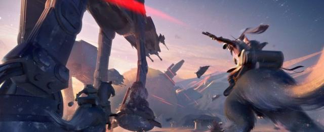 [GC2017] Natarcie Myśliców. Zobaczcie gameplay ze Star Wars: Battlefront II