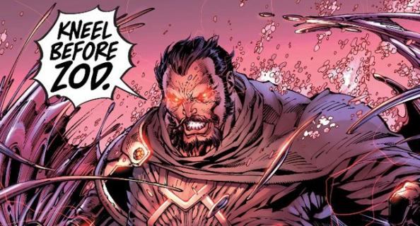 Obsadzono generała Zoda w serialu Supergirl