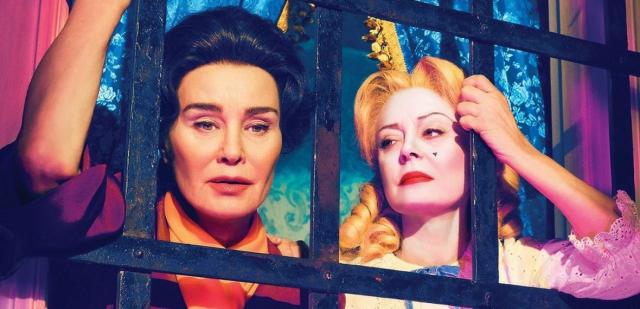 Dwie zgryźliwe tetryczki. (Bez)krwawy konflikt Bette Davis i Joan Crawford
