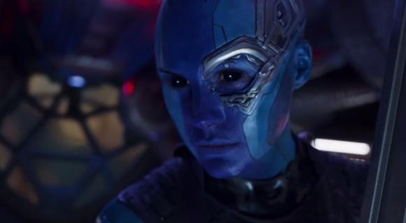 Strażnicy Galaktyki 3 – czy film powstanie? Karen Gillan jest o to spokojna