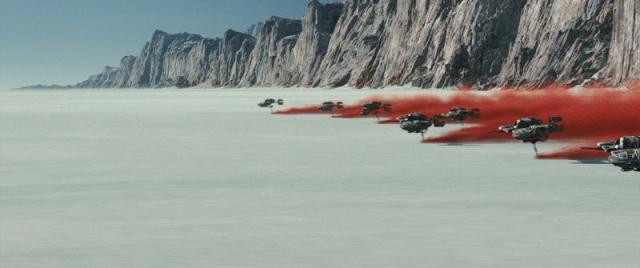Gwiezdne Wojny: ostatni Jedi – nowy szturmowiec i uzbrojeni strażnicy Snoke'a
