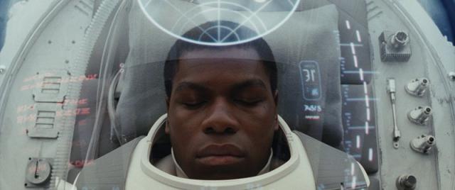 Oto pistolet Finna z filmu Gwiezdne Wojny: ostatni Jedi